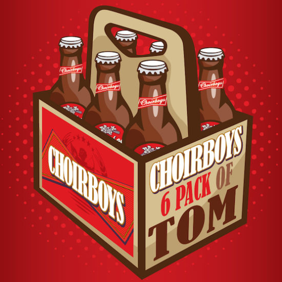 6 Pack of Tom Petty